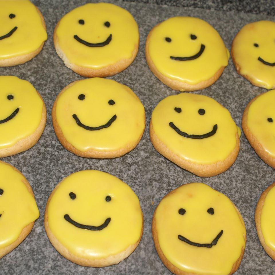 Evelyn's Rolled Sugar Cookies Ingrid