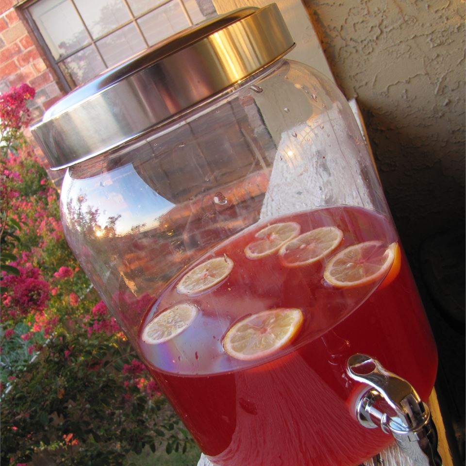 Holiday Red Punch