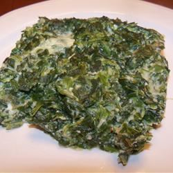 Easy Spinach Souffle Scary Cook