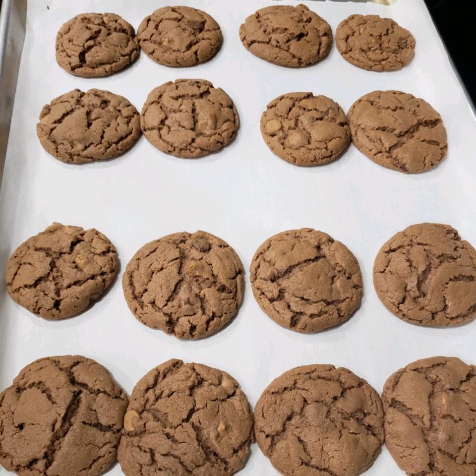 Peanut Butter Chocolate Chip Cookies III