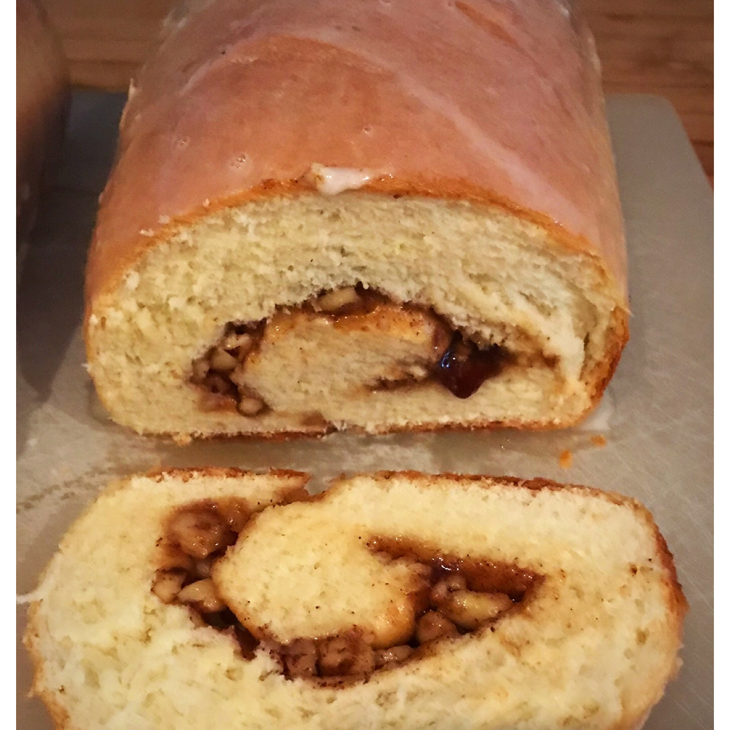 Cinnamon Swirl Bread for the Bread Machine