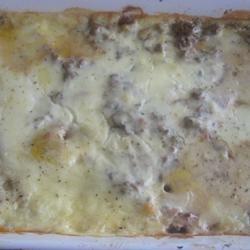 Greek Lasagna Besgabe
