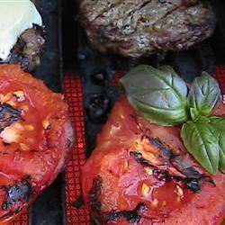 Grilled Tomatoes impellizzeri kitchen