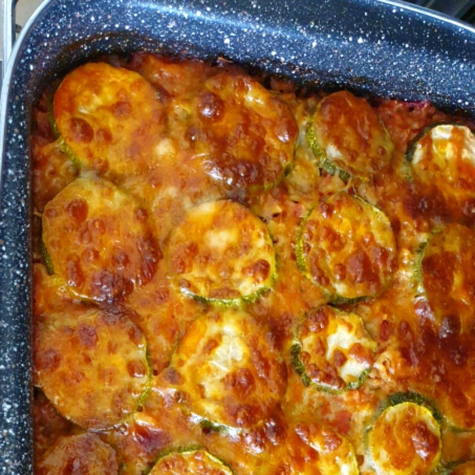 Potato, Rice and Zucchini Bake Sylvia Stoyanova