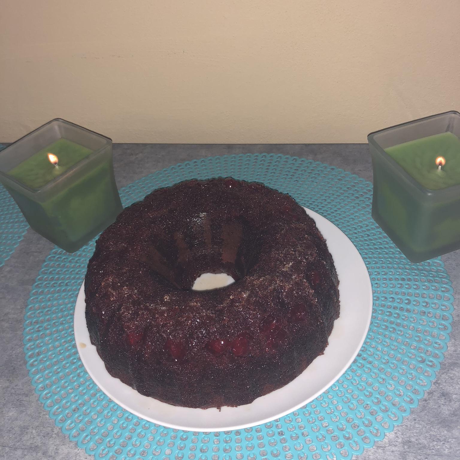 Blueberry Sour Cream Coffee Cake amarilys mangual