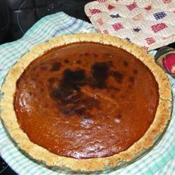Pumpkin Pie III Seattle2Sydney