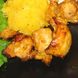 Easy Chicken Satay Em