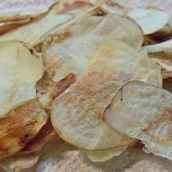 Microwave Potato Chips wannabe chefette