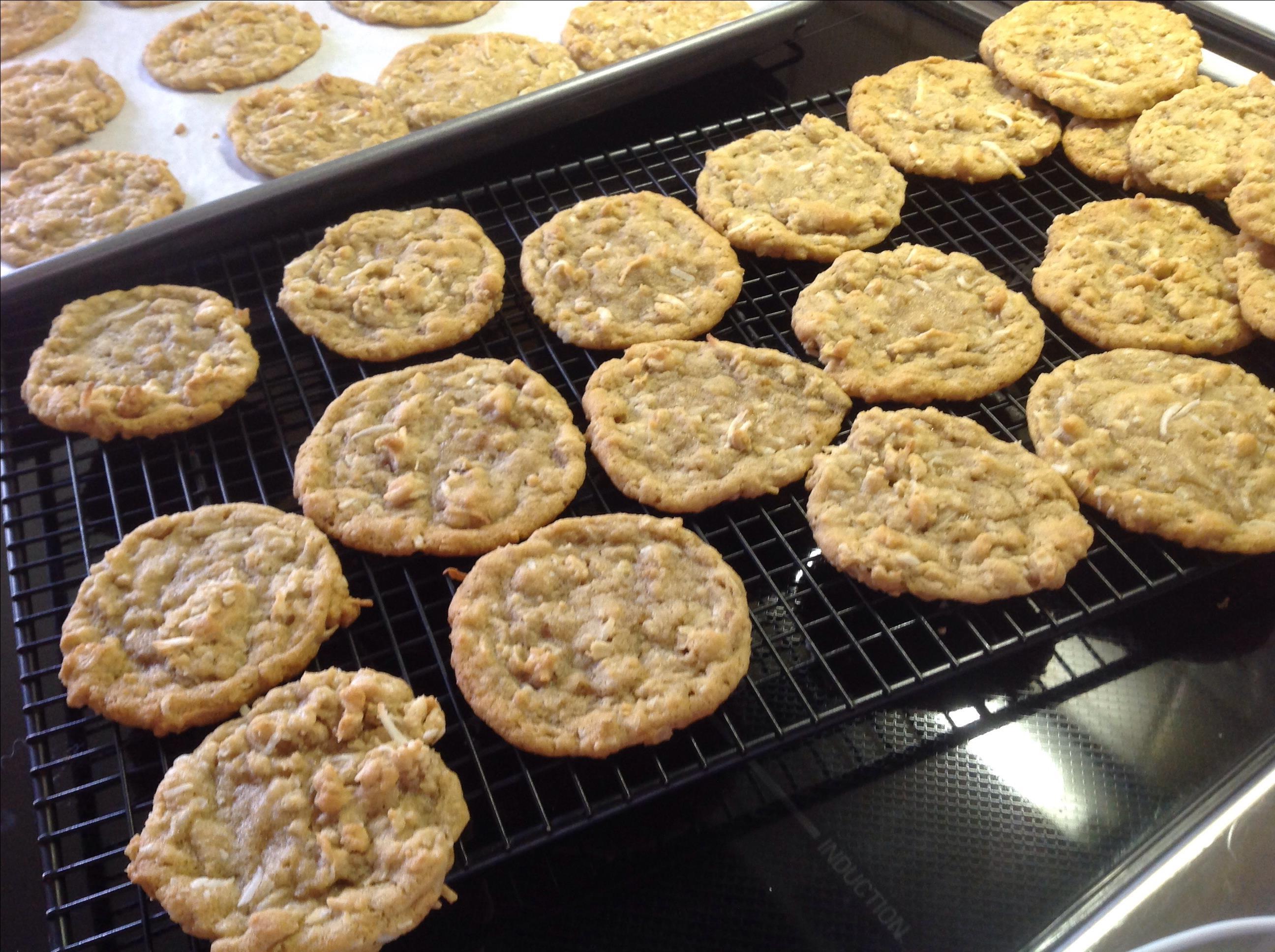 Grandmother's Oatmeal Coconut Cookies Bump