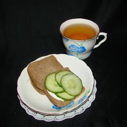Party Cucumber Sandwiches GodivaGirl