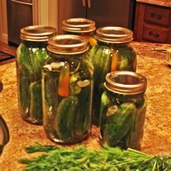 Dill Pickles Kathleen Guagliano
