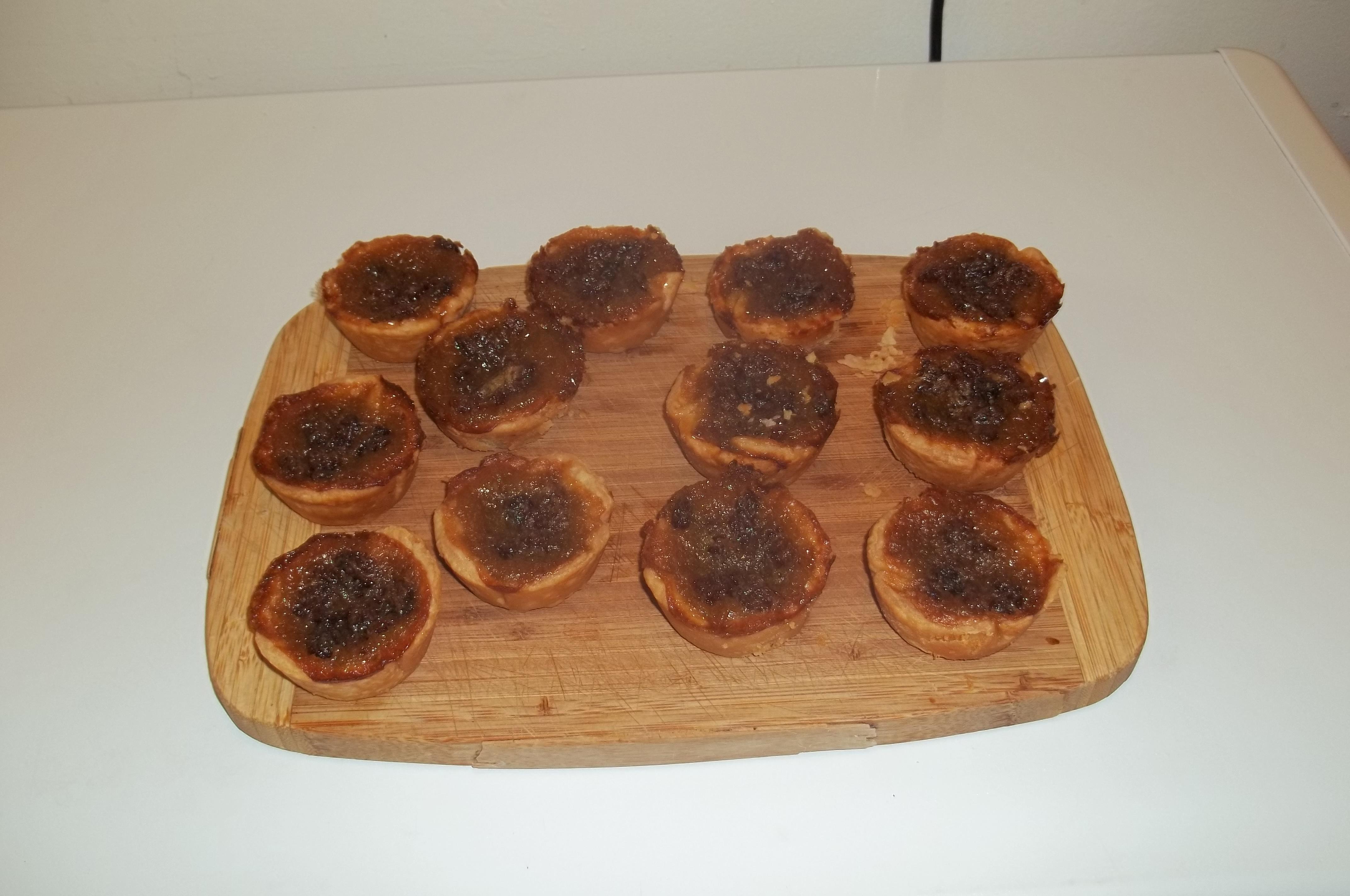 Mrs Welch's Butter Tarts luv2eathav2cook