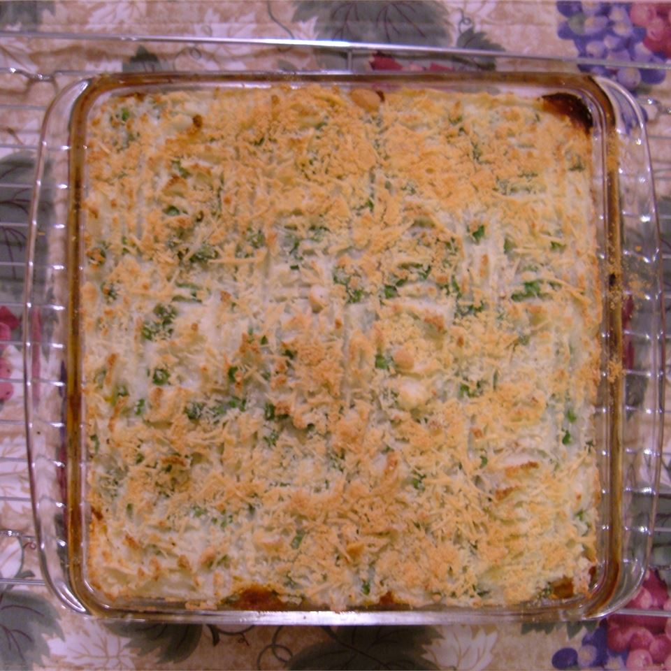 Vegetarian Shepherd's Pie Glenn Aubin