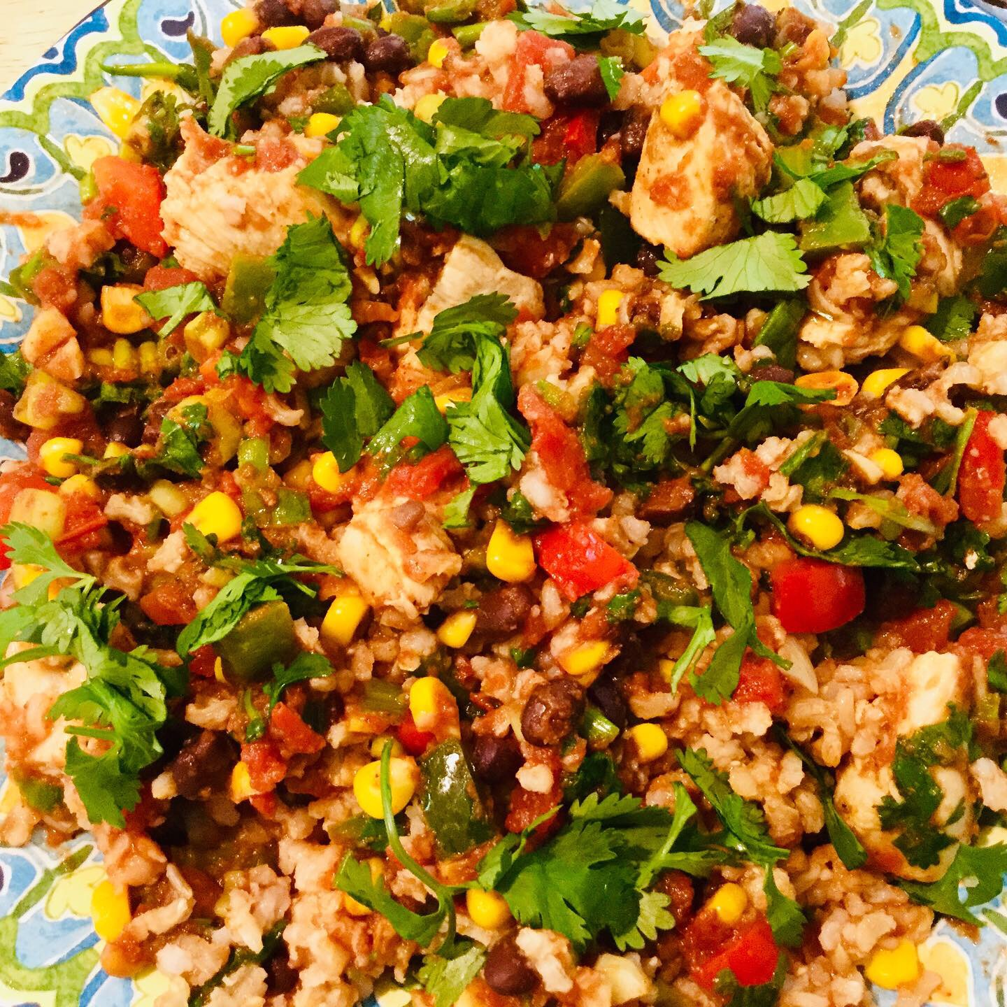 DASH Diet Mexican Bake Ben S.