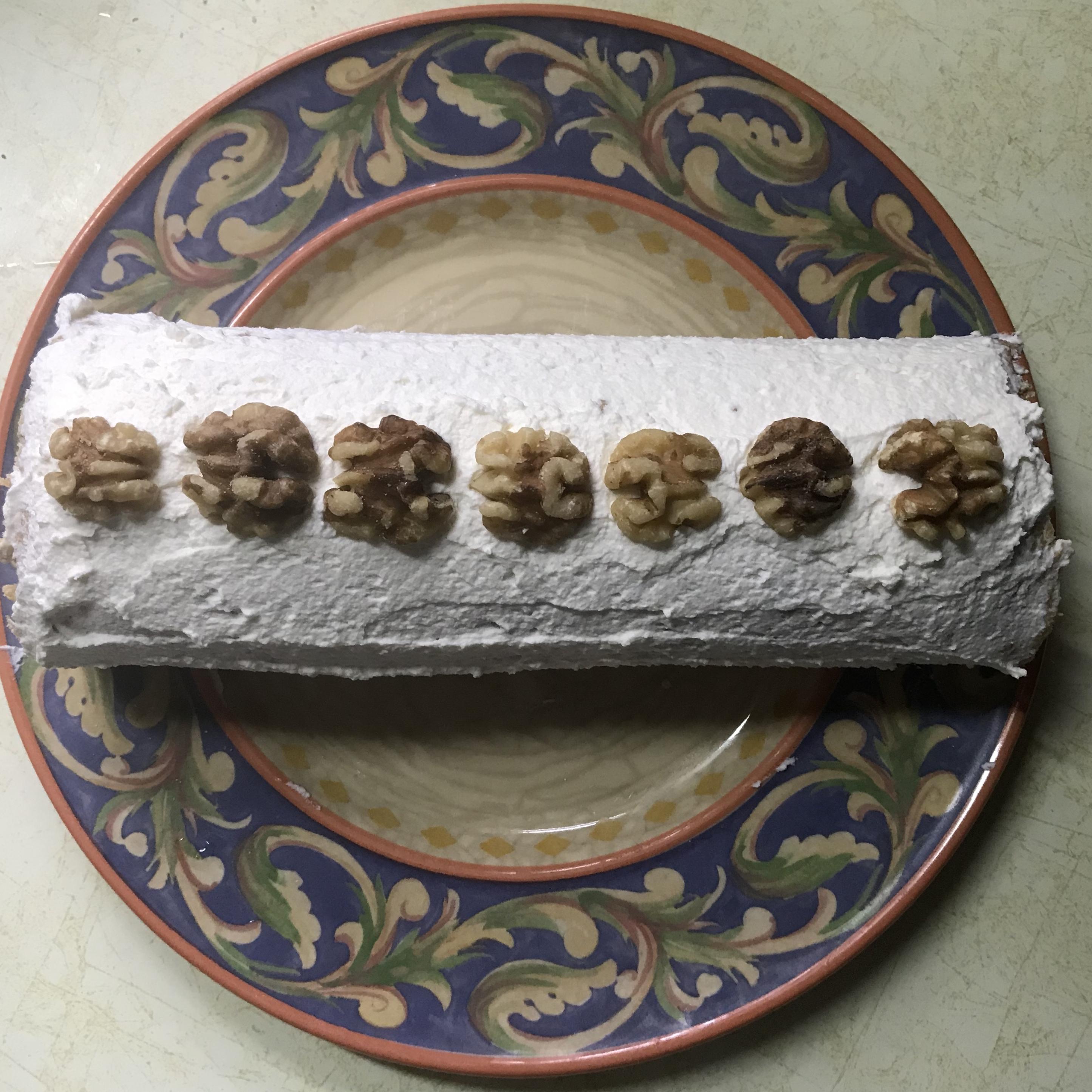 Walnut-Cream Roll DeniseB
