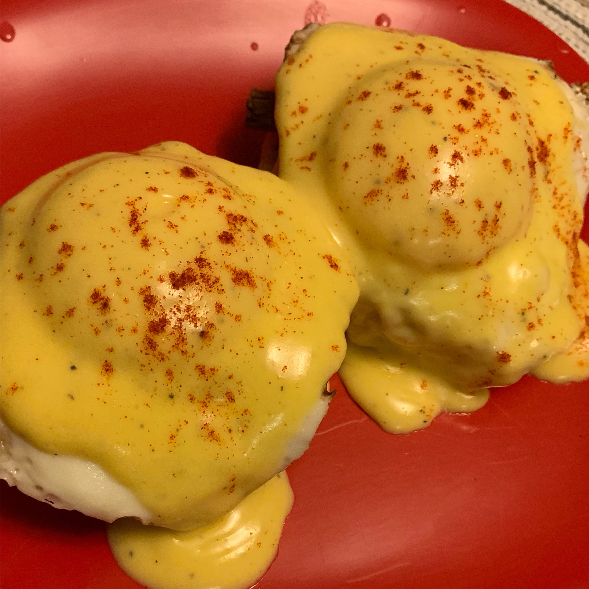 One-Minute Hollandaise Sauce