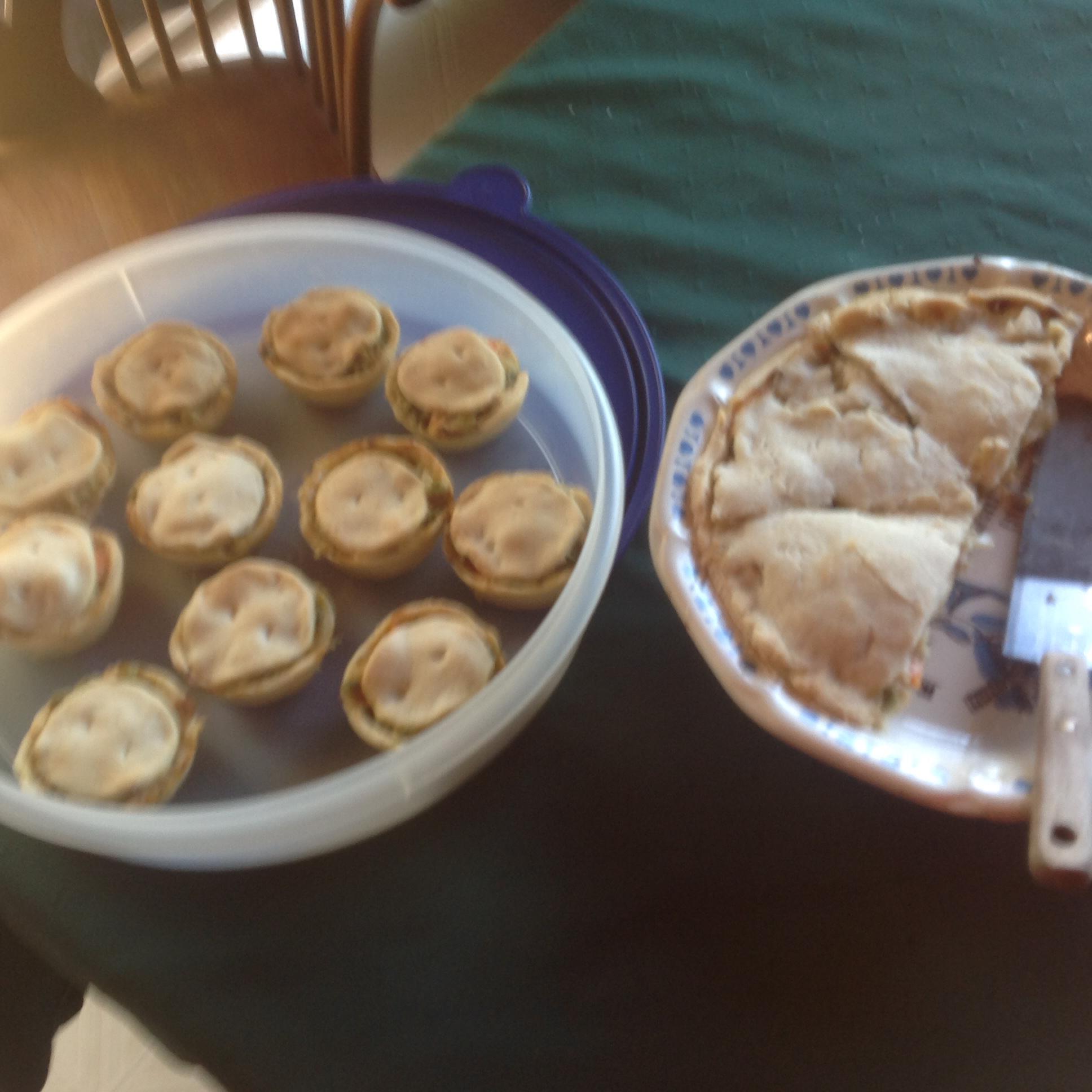 Classic Lard Two-Crust Pie Pastry Kathy Burke