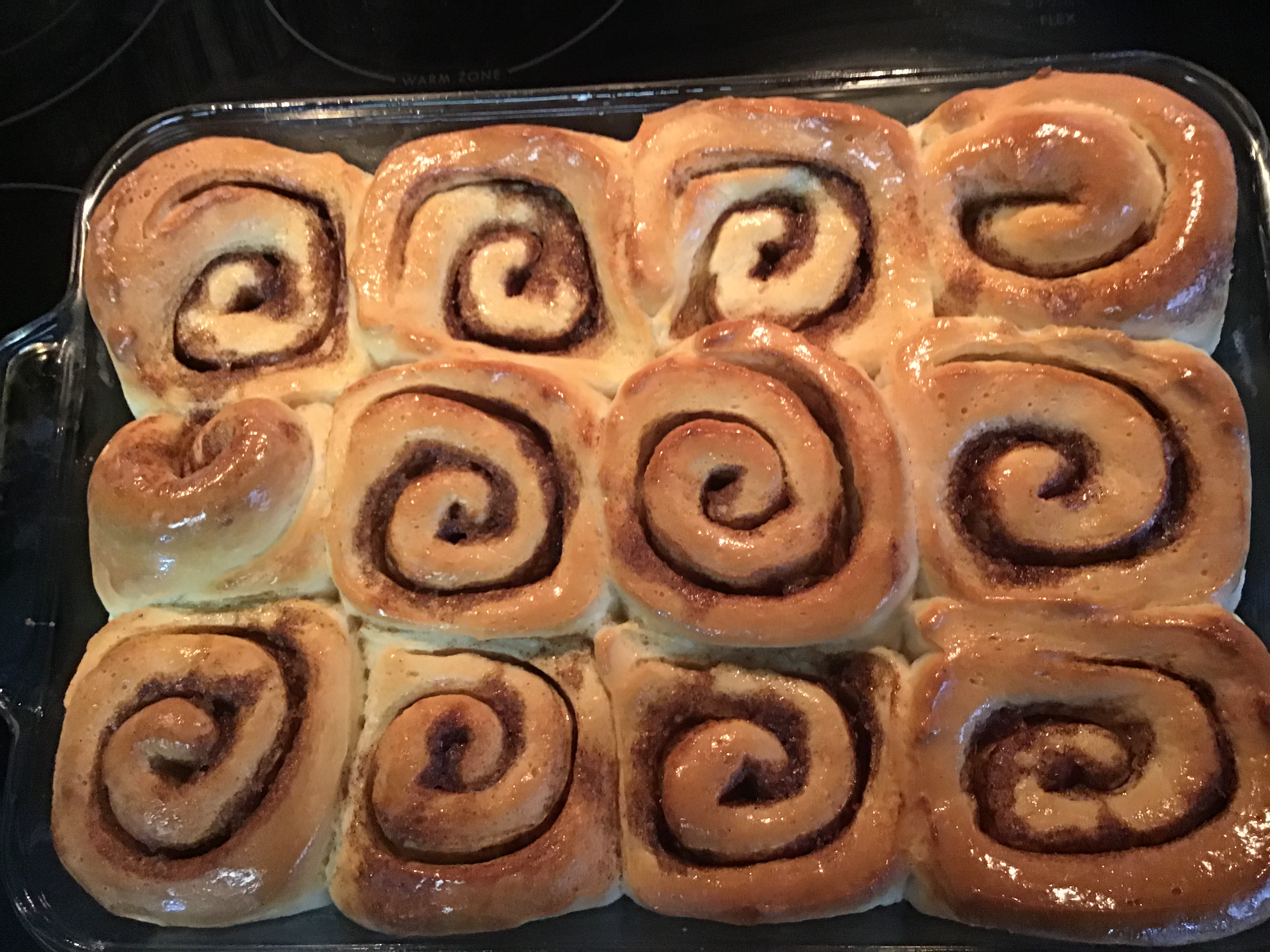 Johnson Family Cinnamon Rolls