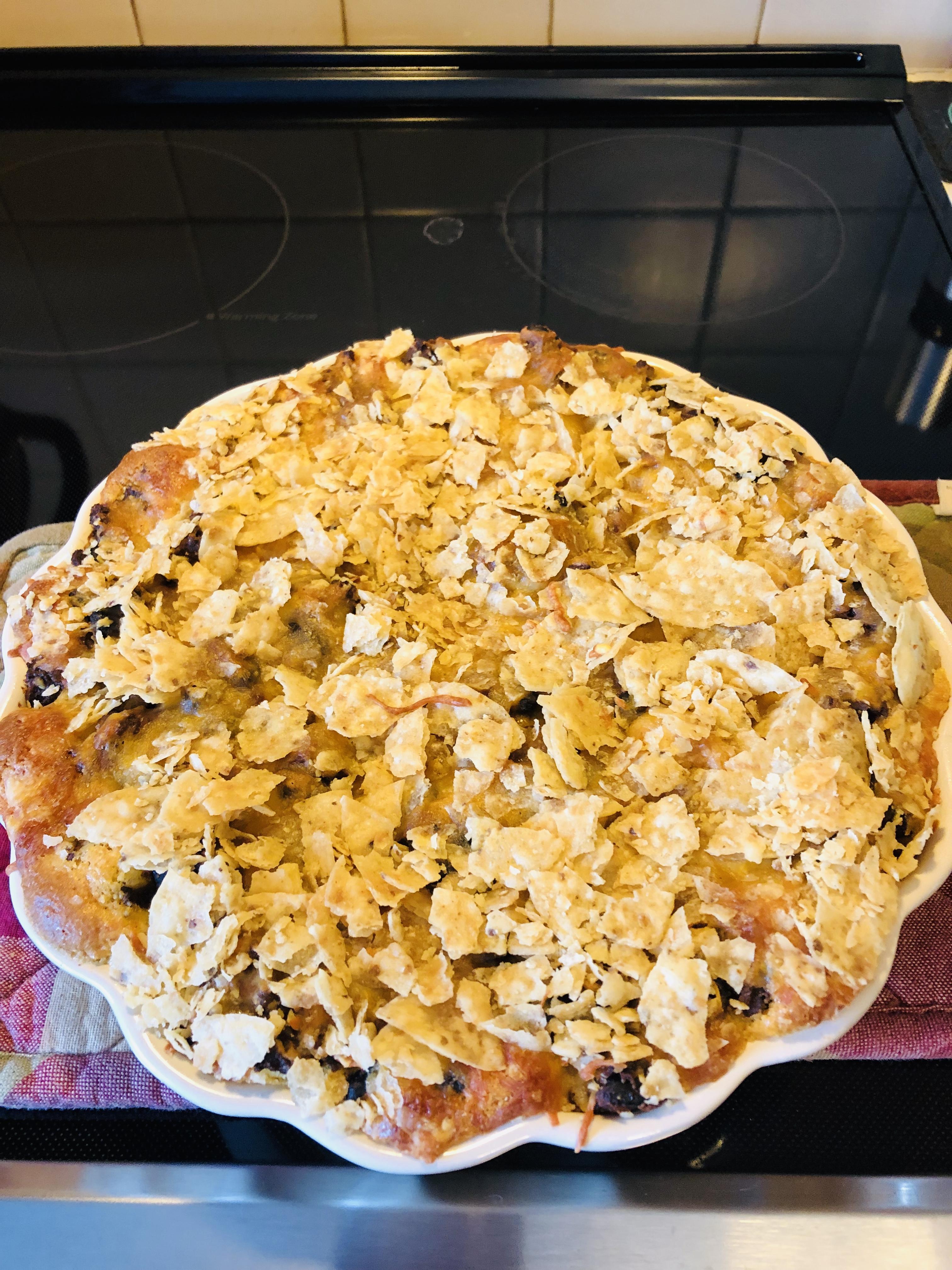 Quick Taco Bake Pie