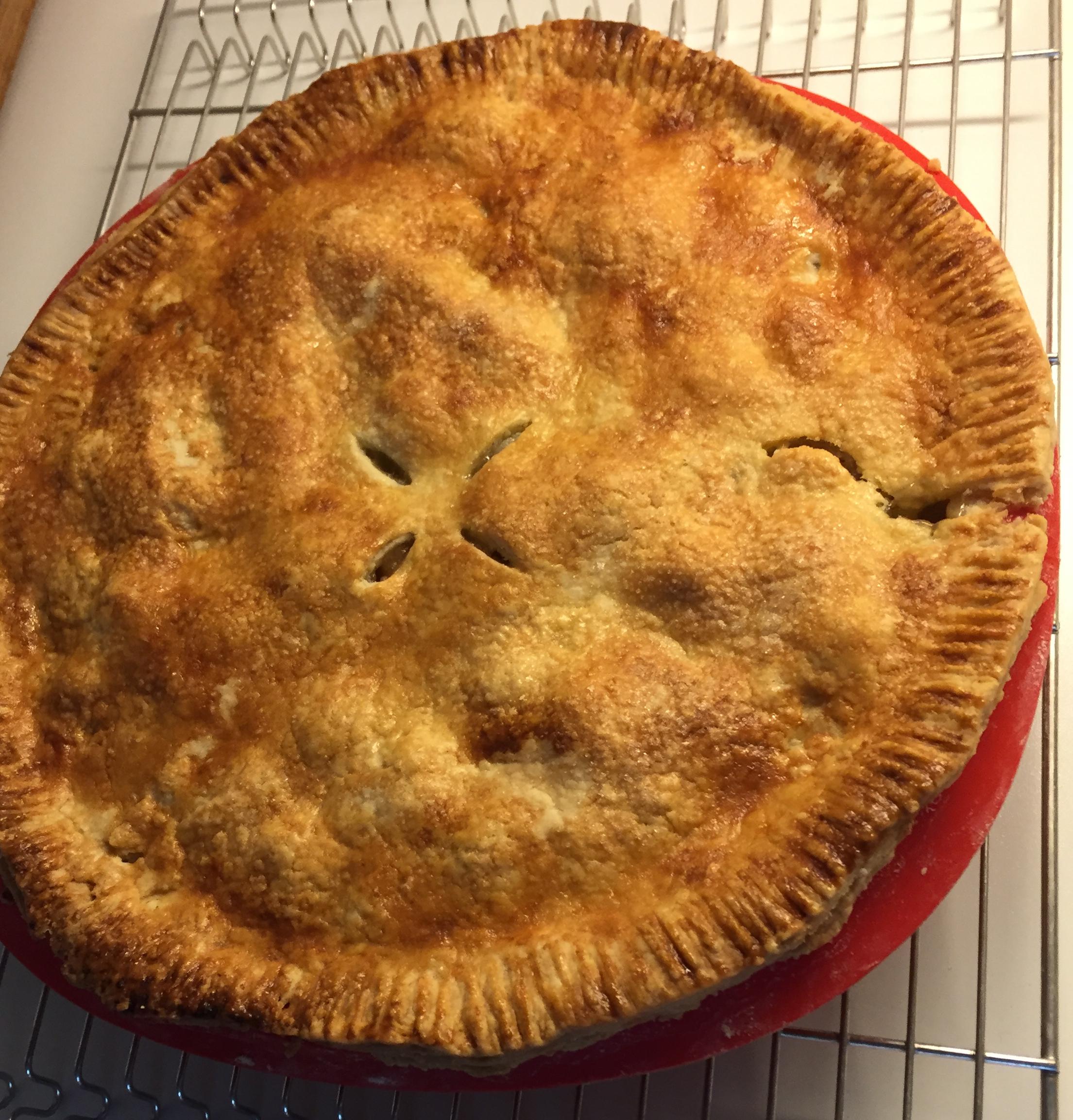 Baker's Secret Pie Crust Ruusu81