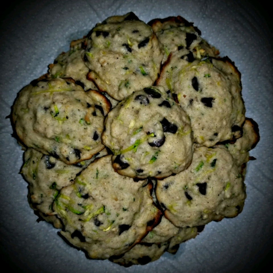 Quick Zucchini Cookies