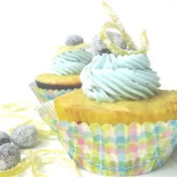 Sour Cream Cupcakes