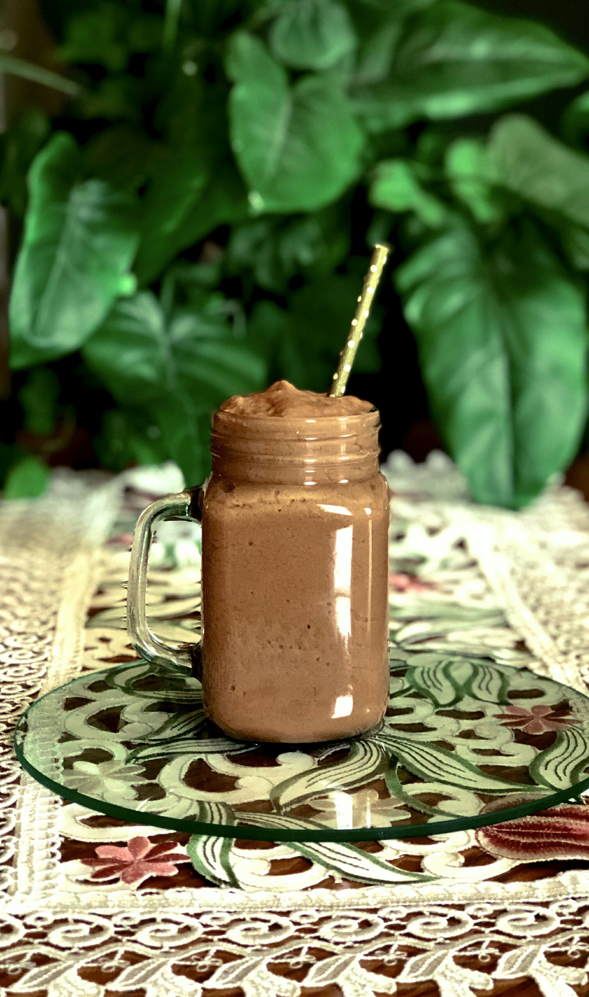 Chocolate Sapote Smoothie