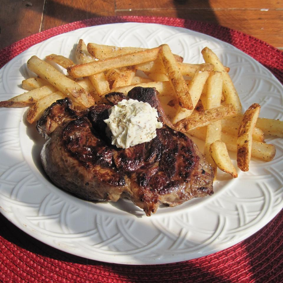 Parisian-Style Steak Frites