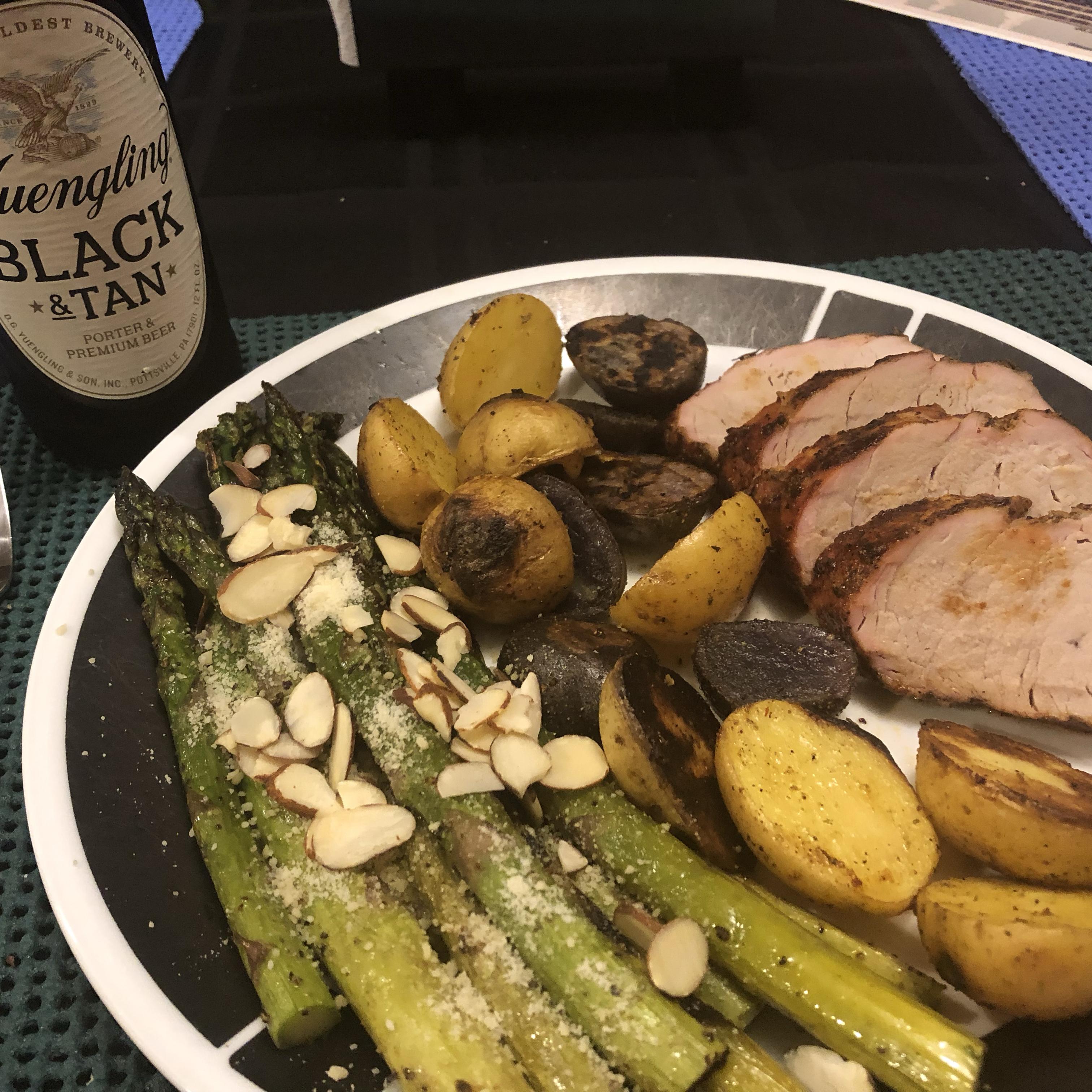 Grilled Pork Tenderloin Doug Seaman