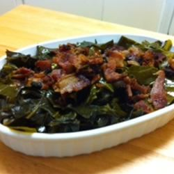 Sweet and Sour Greens Kimberly Anne Thomas