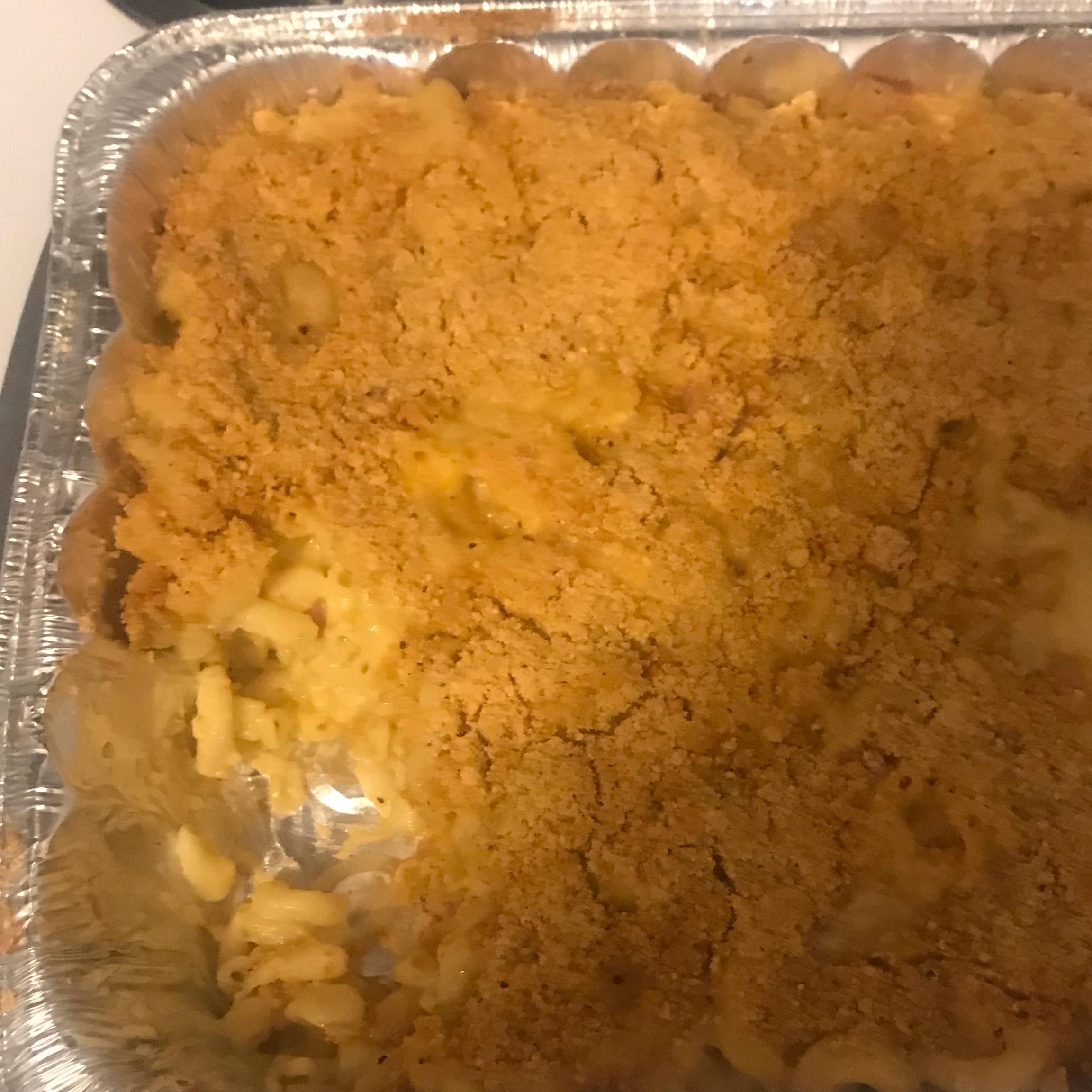 Healthier Homemade Mac and Cheese
