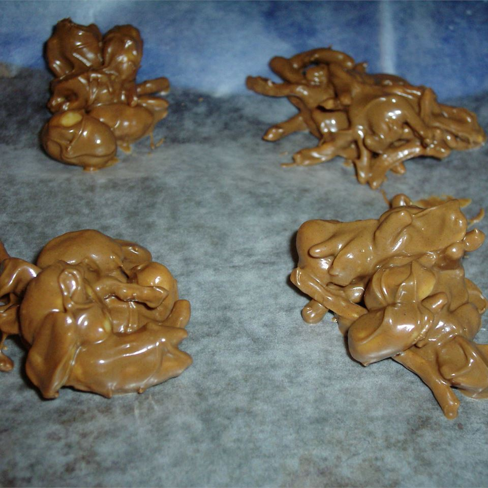 Chocolate Clusters Regina Excell