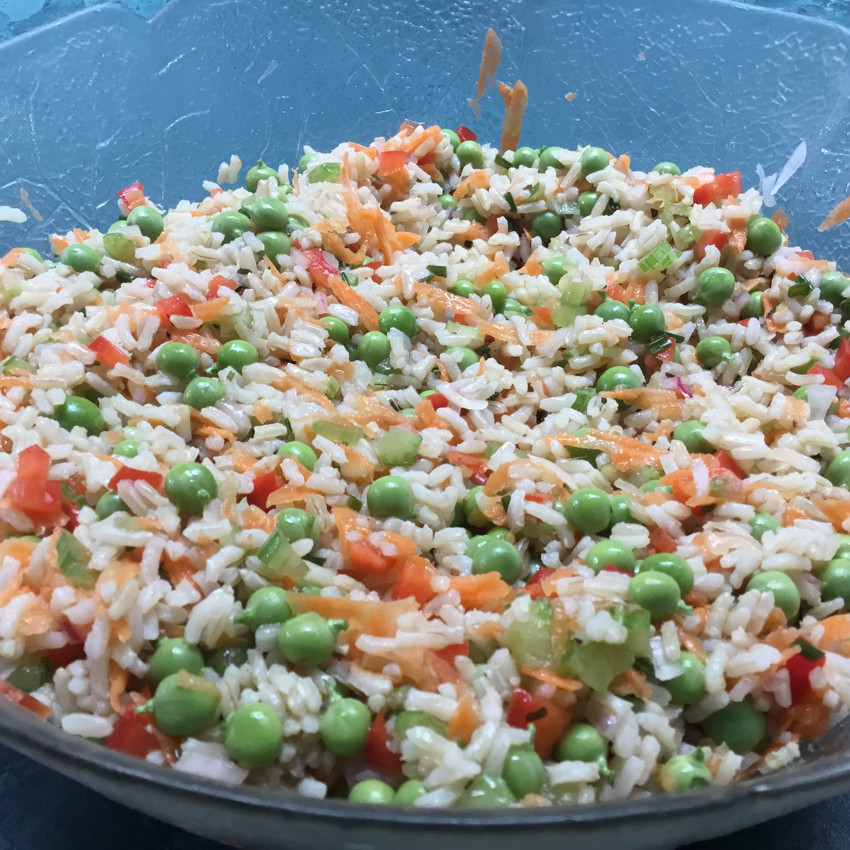 Louisville Rice Salad Leanne Mentz