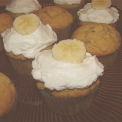 Fluffy Banana Cake GodivaGirl