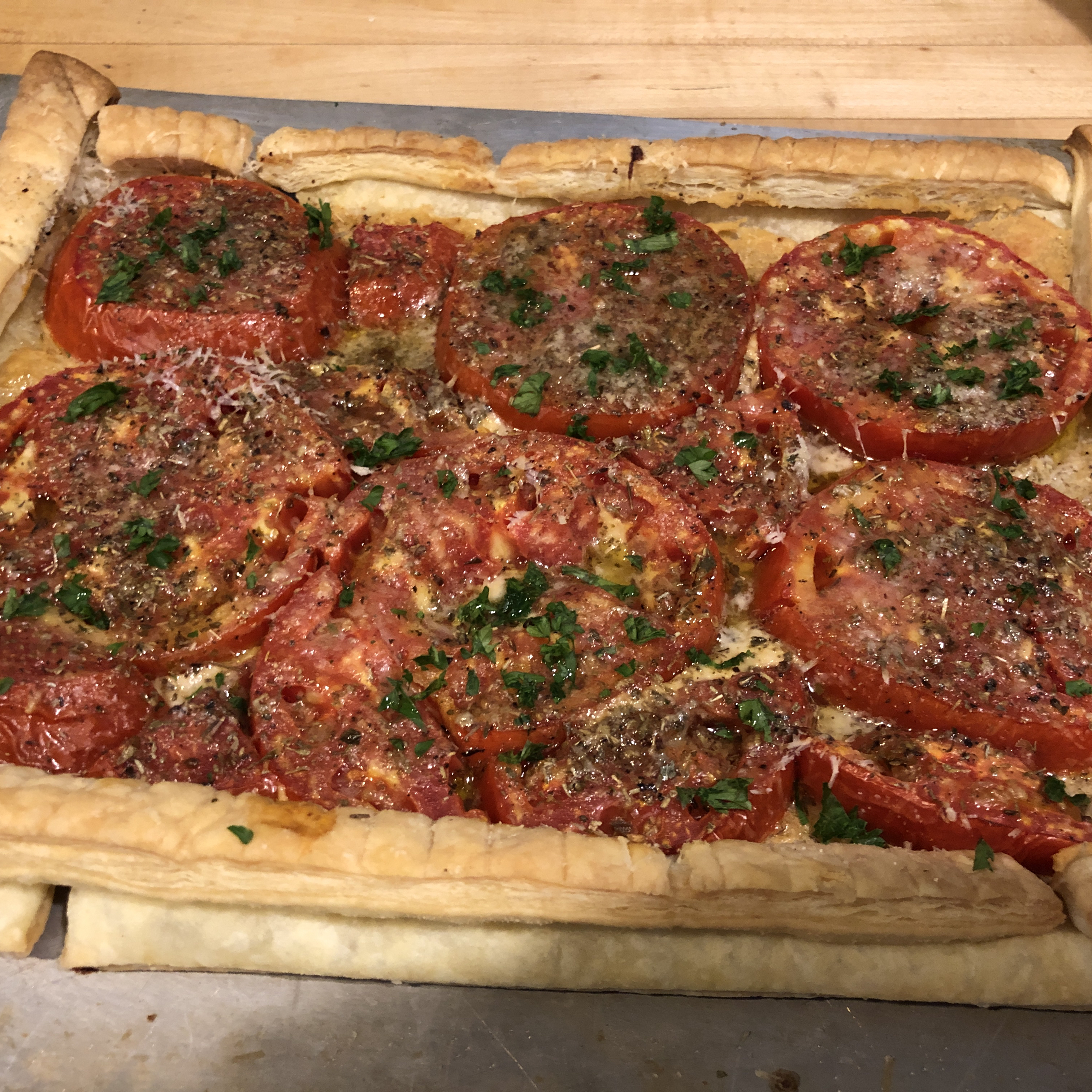 Chef John's Tomato Tart Harlib