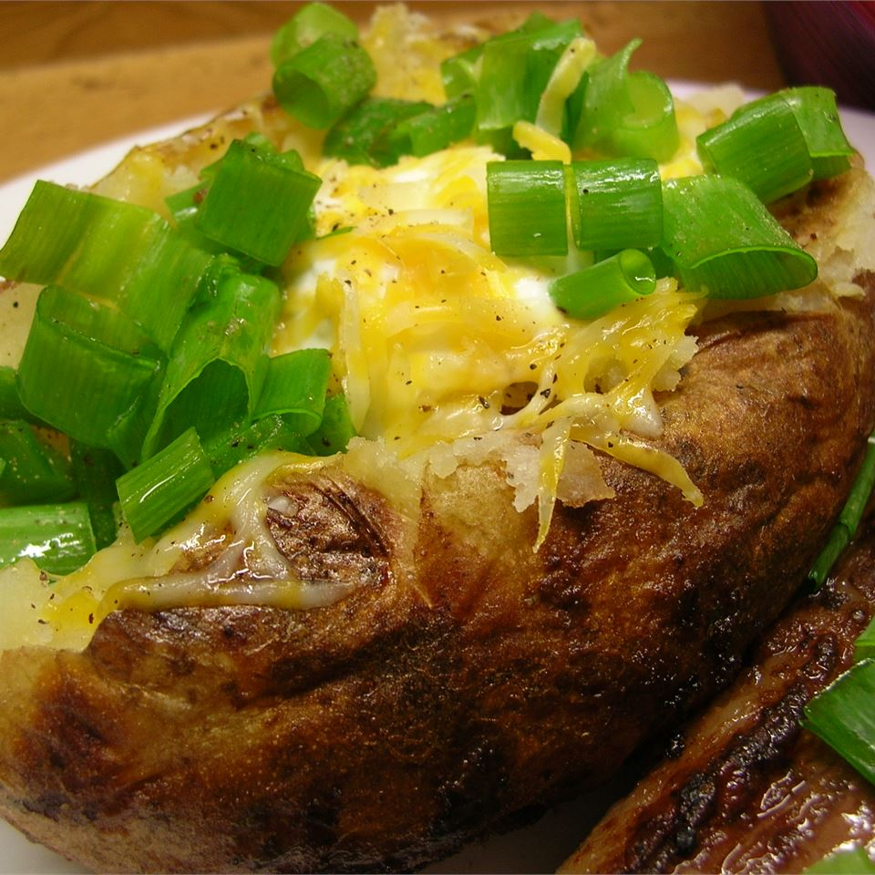Leslie's Salty Grilled Potatoes