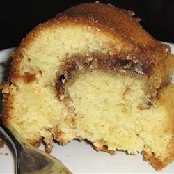 Honey's Butter Cake