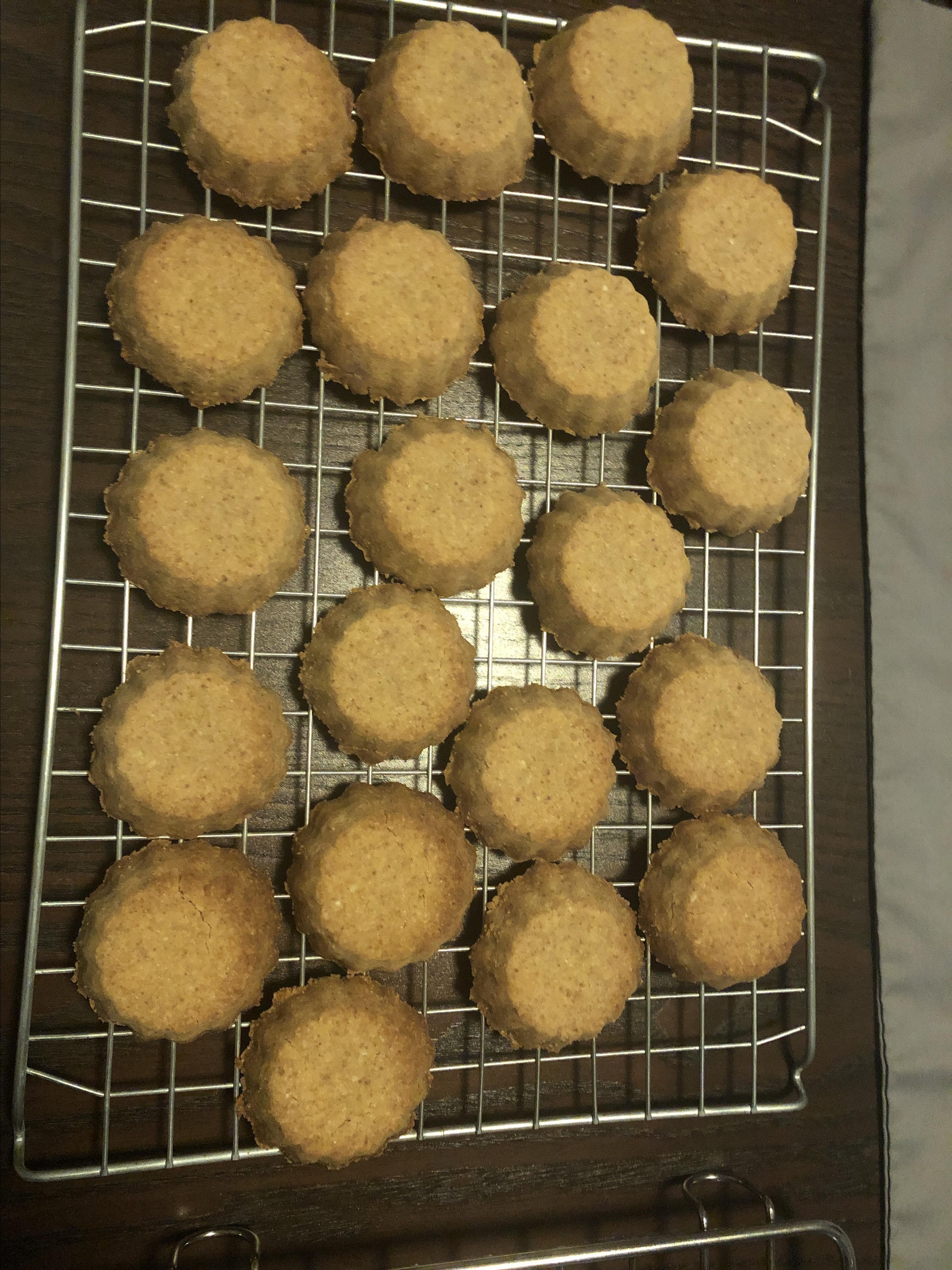Fast and Easy Israeli Tahini Cookies