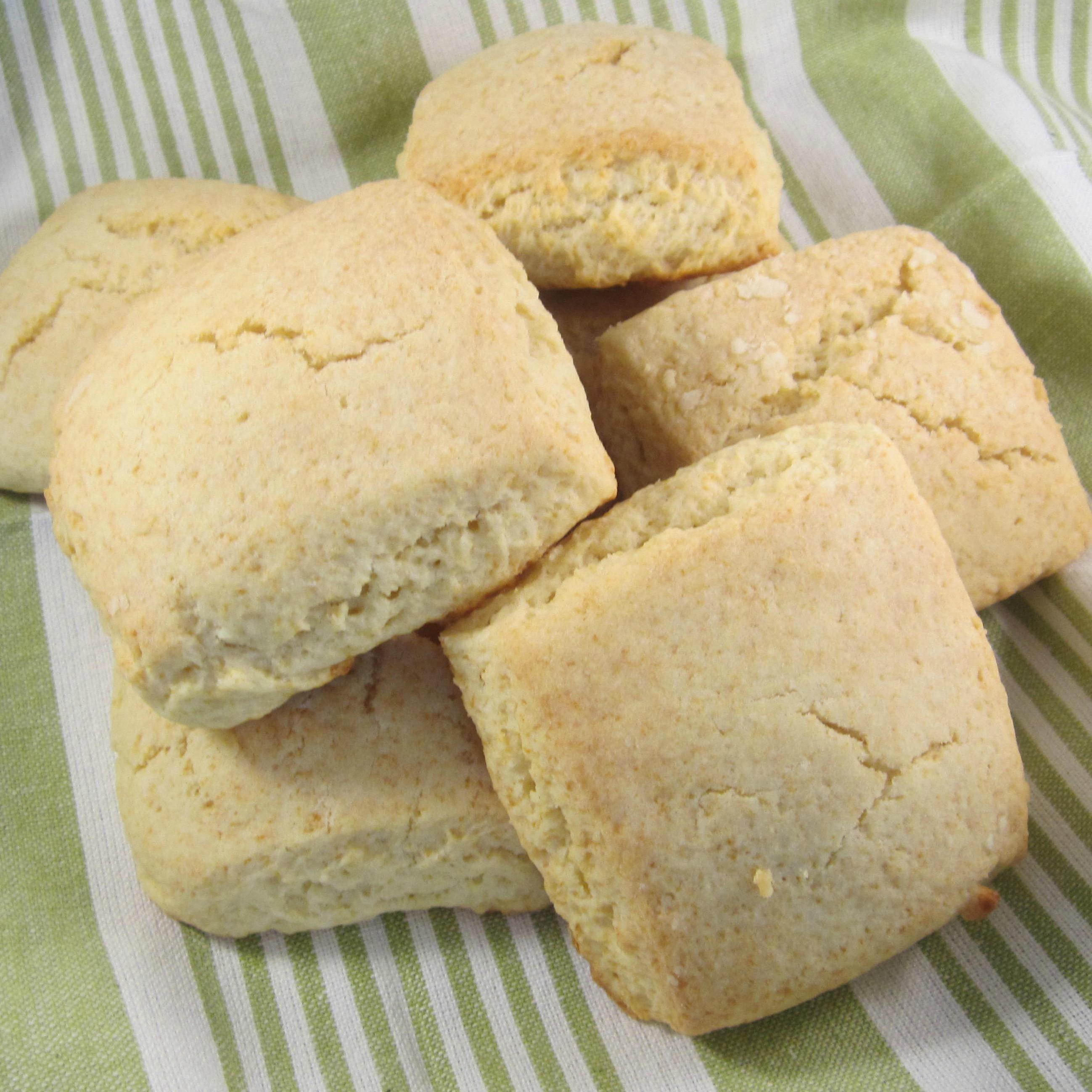 Grandma's Baking Powder Biscuits