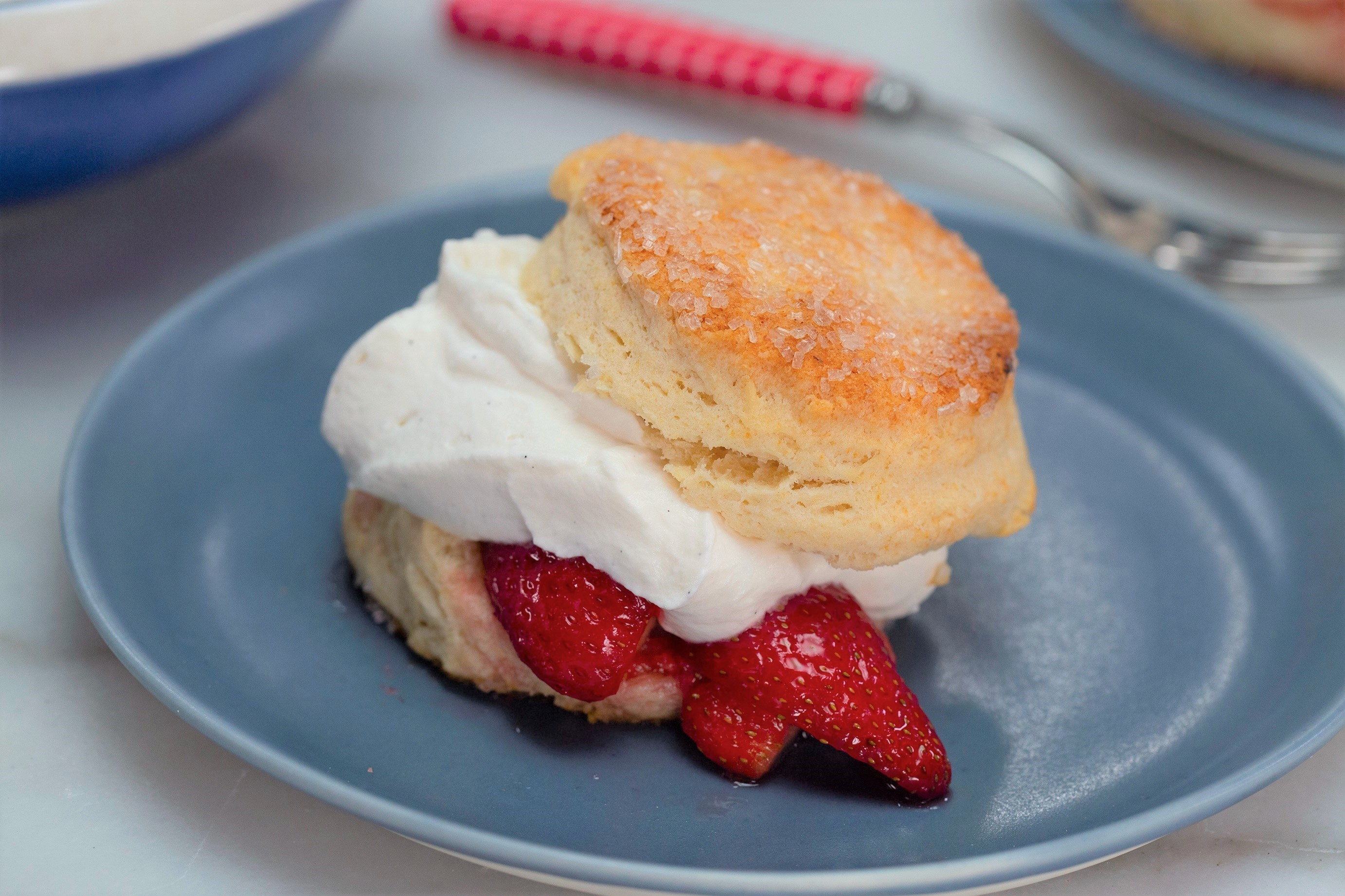 Smart Cookie Strawberry Shortcakes