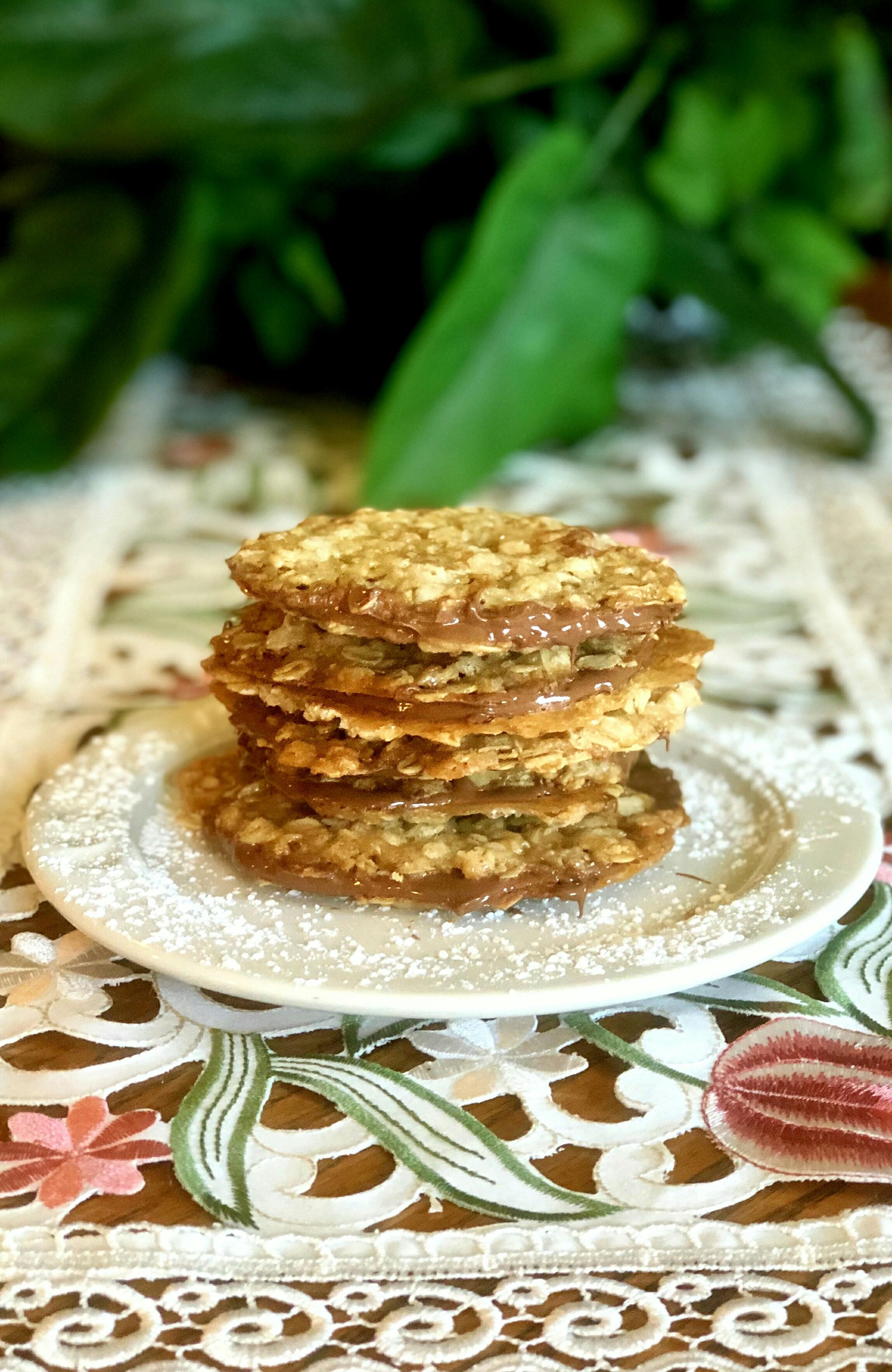 Florentine Cookies Yoly