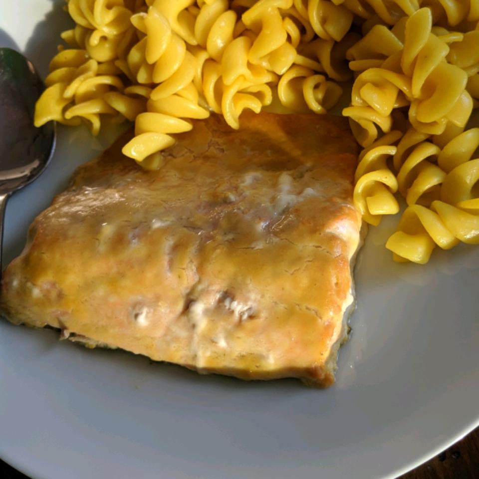 Easy Mustard-Glazed Broiled Salmon shayan yousefian