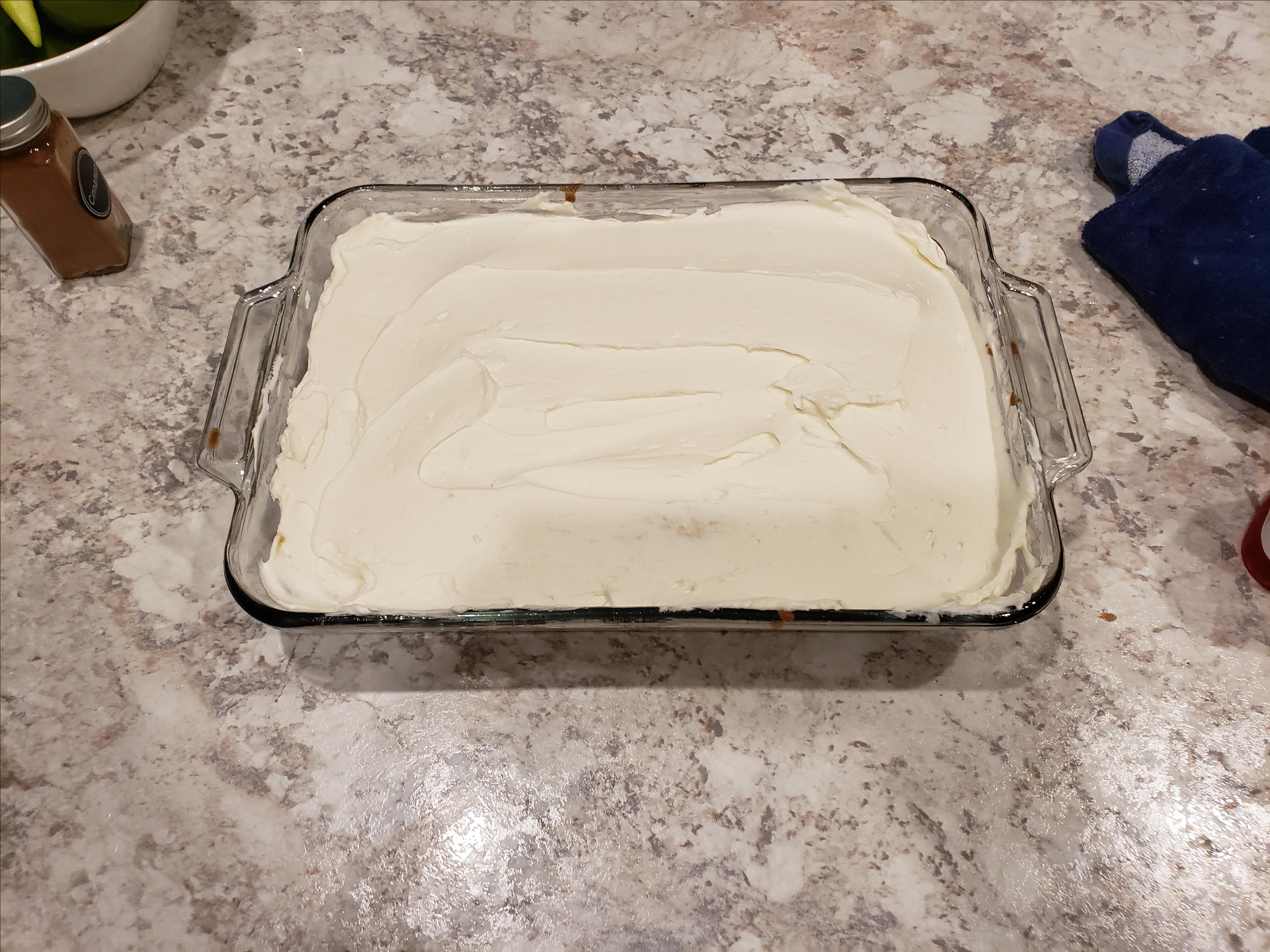 Tres Leches (Milk Cake) Dawn Crawford