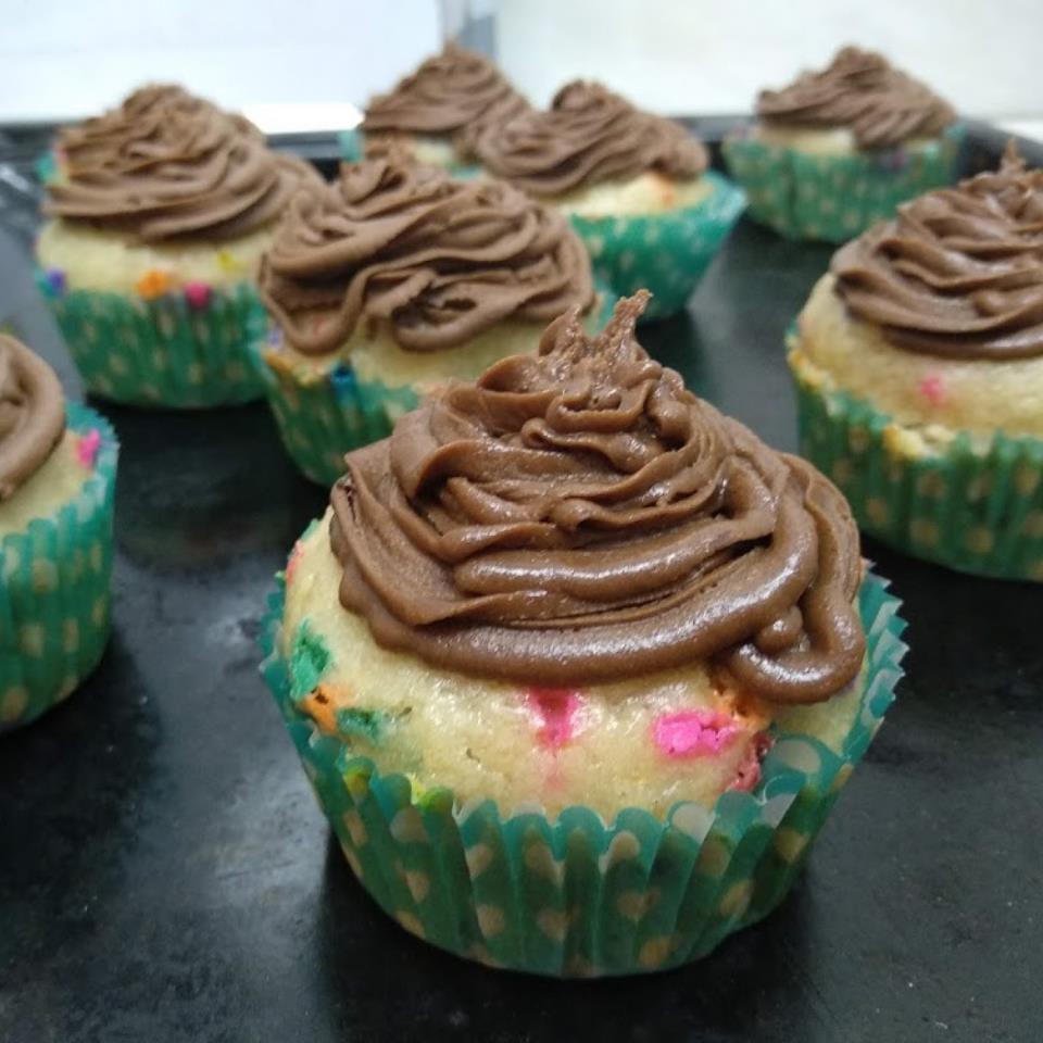Best Vegan Funfetti® Cupcakes