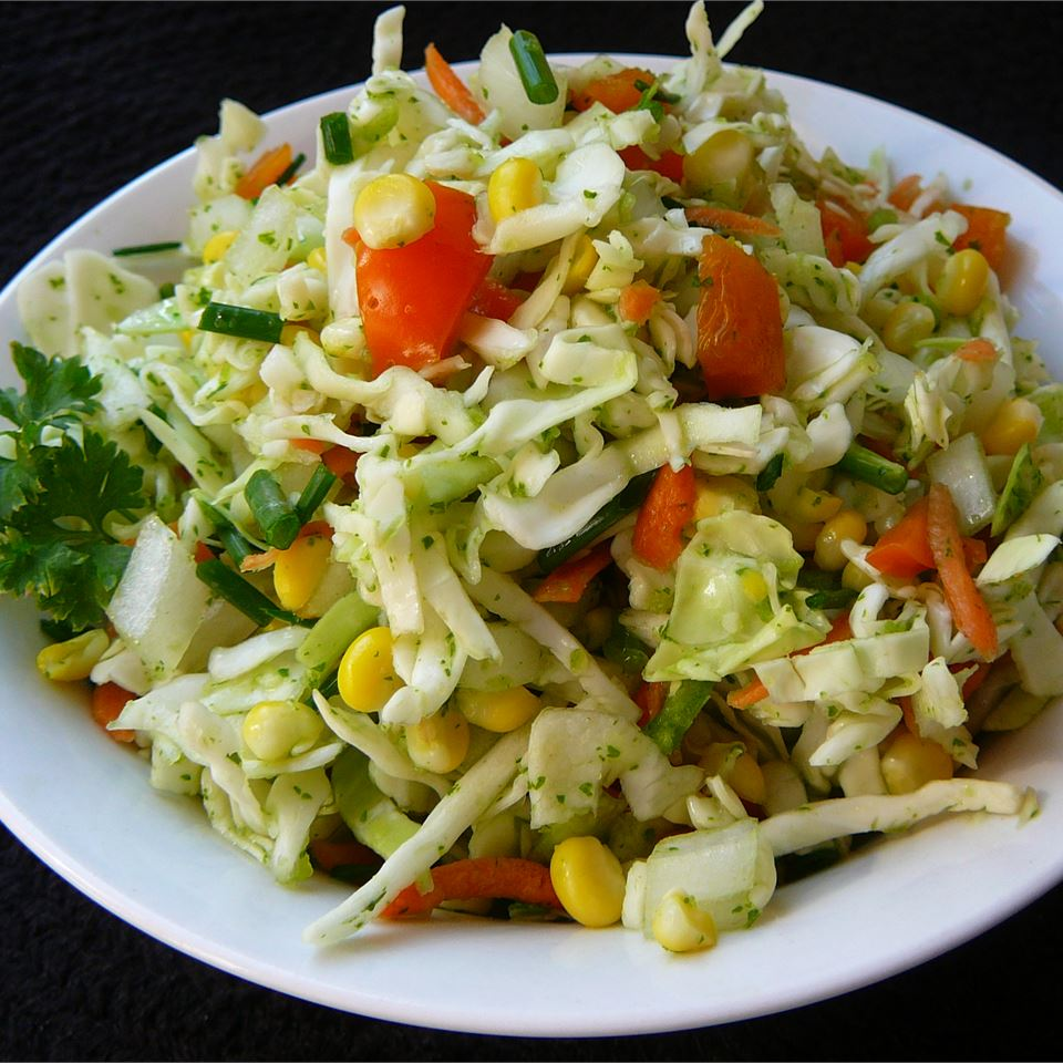 Sweet-and-Sour Coleslaw Molly