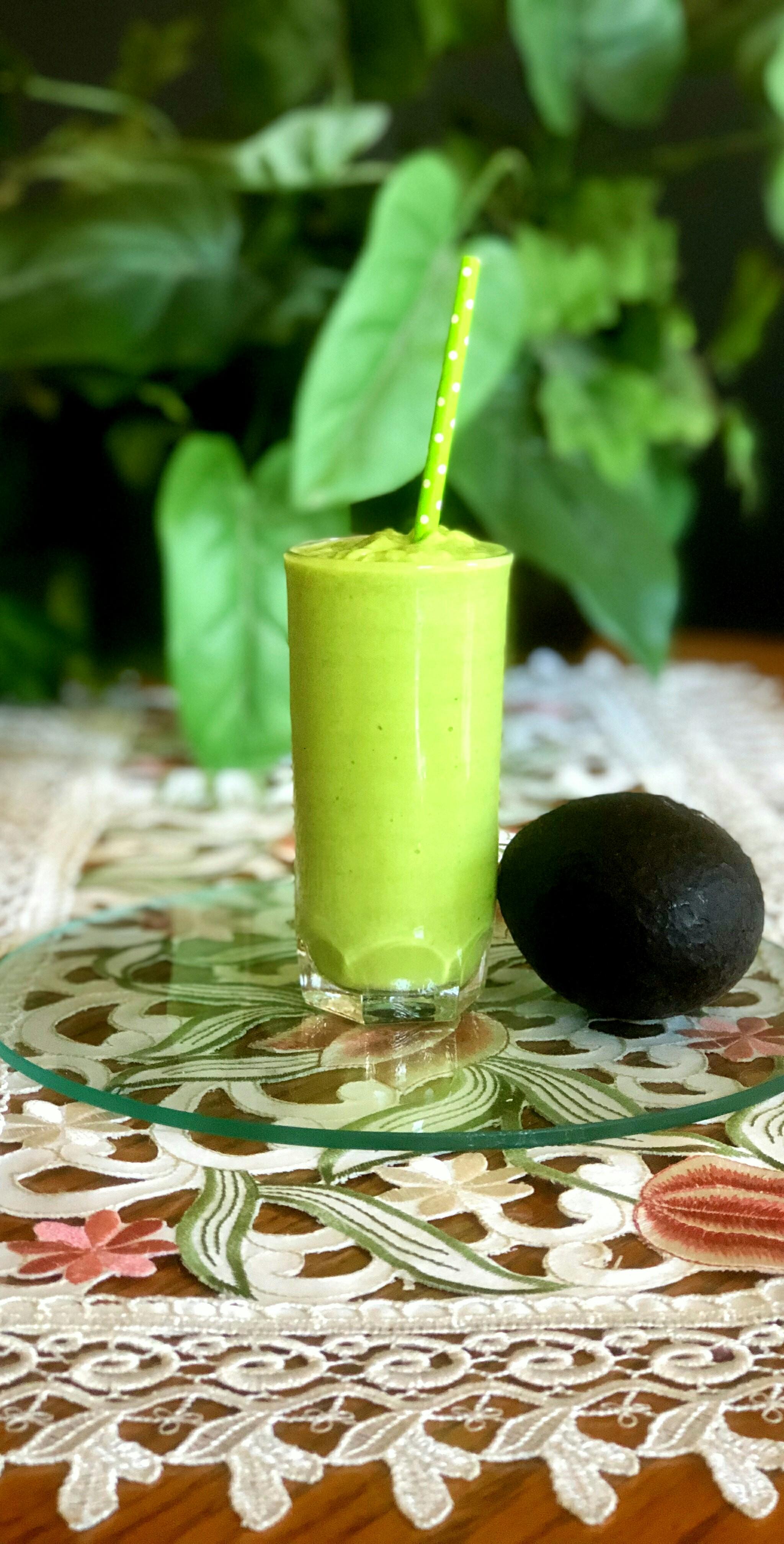 Keto Detox Green Smoothie for 2