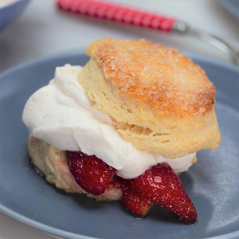 Smart Cookie Strawberry Shortcakes Smart Cookie