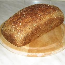 Multigrain Seeded Bread Liane
