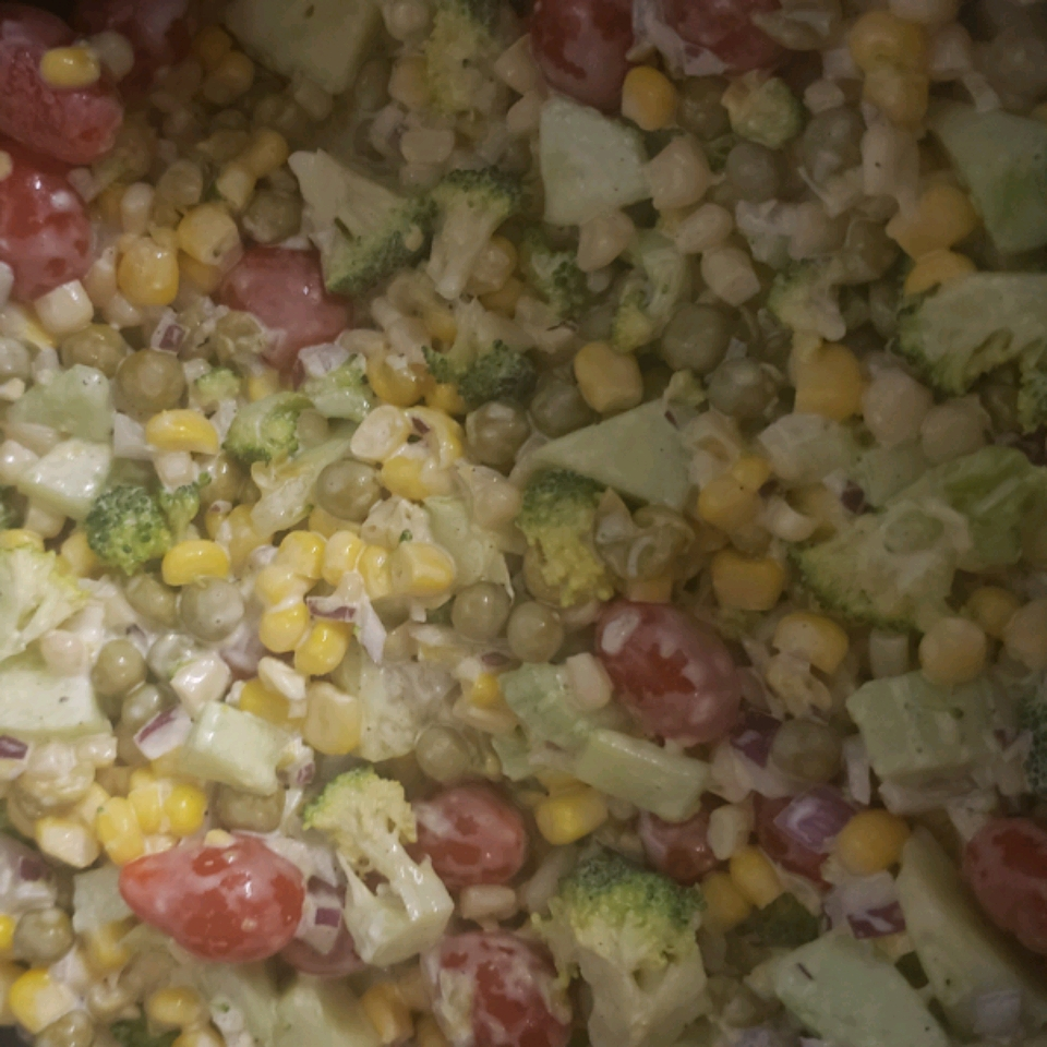 Kim's Summer Corn Salad Evelyn Almaraz