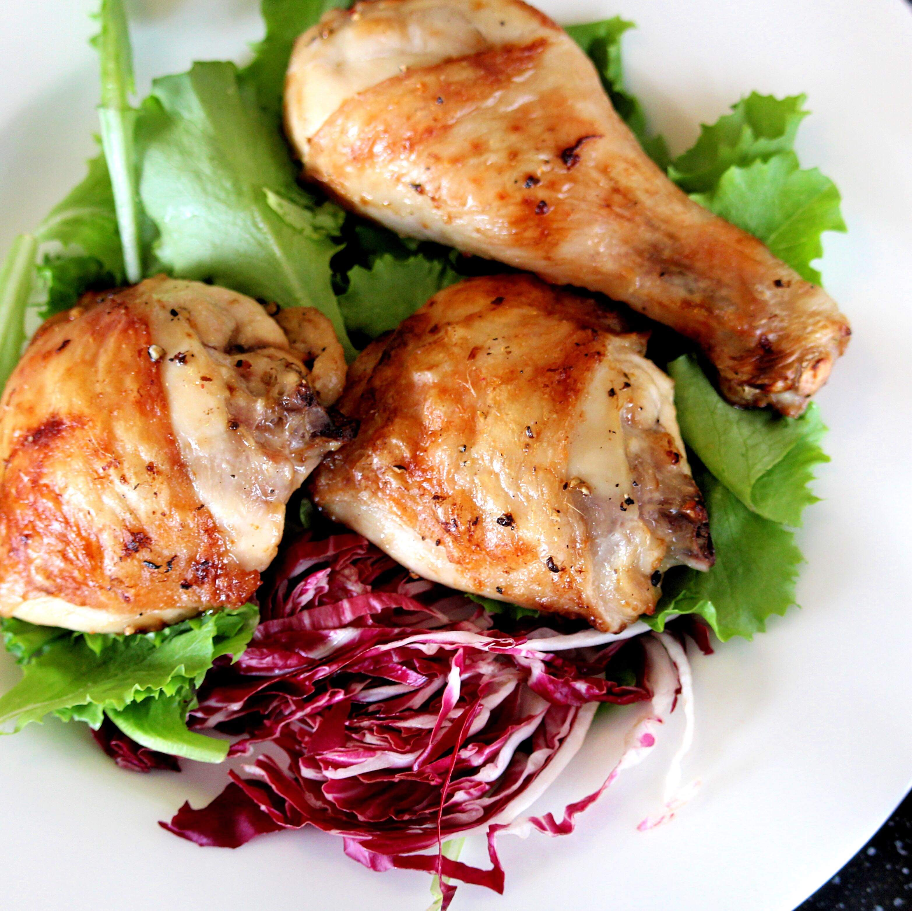 Air Fryer Chicken Thighs Recipe Allrecipes
